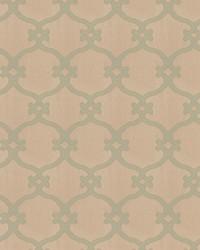 Blue Silk Nuances Fall 2015 Fabric  Snipes Lattice Tidewater