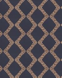 Blue Silk Nuances Fall 2015 Fabric  Hargitay Navy
