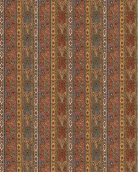 Penny Paisley Antique Amber by