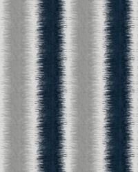 Blue Color Studio Vol VII Fabric Fabricut Fabrics Shibori Stripe Indigo