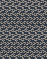 Blue Color Studio Vol VII Fabric Fabricut Fabrics Credo Navy