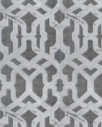 Grey Chromatics Vol XXV Fabric Fabricut Fabrics Stratesy Grey