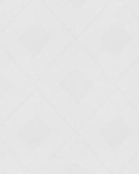 White Quilted Matelasse Fabric  Risk Diamond White