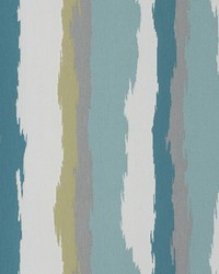 Kendall Wilkinson Fabric  Color Wash Tropical Sky