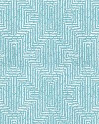 Kendall Wilkinson Fabric  Earth Maze Surf