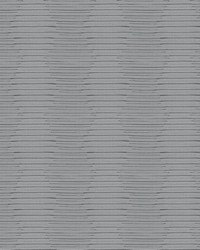 Grey Kendall Wilkinson Fabric  Parker Pleat River Stone