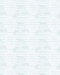 Kendall Wilkinson Fabric  Parker Pleat Sky