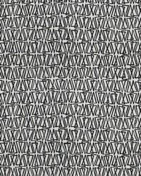 Beige Kendall Wilkinson Fabric  Maggie Black Pearl