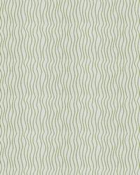 Green Kendall Wilkinson Fabric  Sun Waves Grass