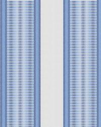 Kendall Wilkinson Fabric  Sunset Stripe Dusk