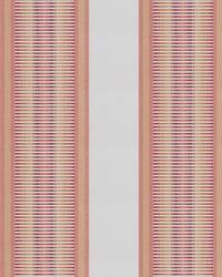 Kendall Wilkinson Fabric  Sunset Stripe Glow
