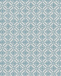 Kendall Wilkinson Fabric  Skipping Stones Surf