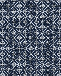 Black Kendall Wilkinson Fabric  Skipping Stones Night Sky