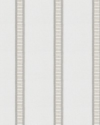 Kendall Wilkinson Fabric  Pier Stripe Bleached Wood