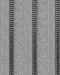 Kendall Wilkinson Fabric  Pier Stripe Hematite