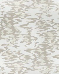 Kendall Wilkinson Fabric  Water Reflections Tidal Foam