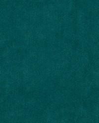 Blue Crypton Home Fabric  Premier Velvet Peacock