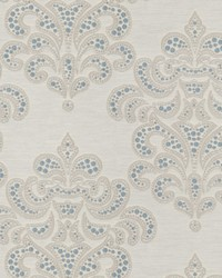 Terrific Damask Delft by
