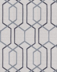 Fabricut Fabrics Crosswise Steel Blue Fabric