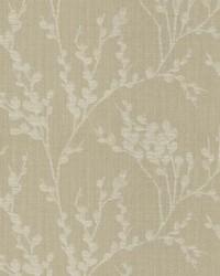 Beige Oriental Fabric  Topsail Raffia