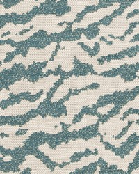 Fabricut Fabrics Crossing Teal Fabric