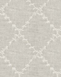 Beige Pure Elegance Fabric  Tied Up Ivory
