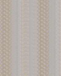 Pure Elegance Fabric  Feisty Stripe Nutria Sheen