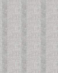 Silver Pure Elegance Fabric  Gloss Stripe Silver