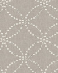 Grey Pure Elegance Fabric  Full Circle Ash