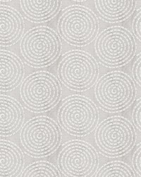 Silver Inspriations Vol VII Fabric  Beauport Swirl Silver