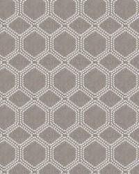 White Inspriations Vol VII Fabric  Pergamon Snow