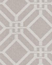 Grey Inspriations Vol VII Fabric  Kama Lattice Stone Sheen