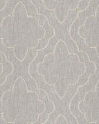 Grey Inspriations Vol VII Fabric  Yasa Lattice Grey