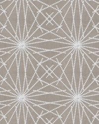 White Inspriations Vol VII Fabric  Seeing Stars White