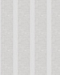 White Pure Elegance Fabric  Earn Stripes White