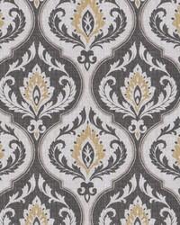 Grey Chromatics Vol XXV Fabric Fabricut Fabrics Elocution Charcoal