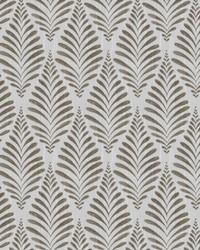 Grey Chromatics Vol XXV Fabric Fabricut Fabrics Thesis Leaf Stone