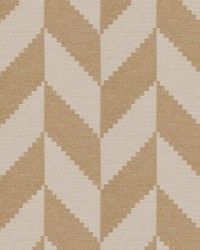 Fabricut Fabrics Alcaic Chevron Honey Fabric