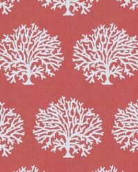Orange Chromatics Vol XXV Fabric Fabricut Fabrics Cretic Coral