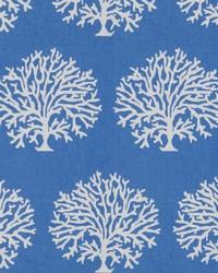 Blue Chromatics Vol XXV Fabric Fabricut Fabrics Cretic Cobalt