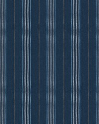 Canto Stripe Cobalt by
