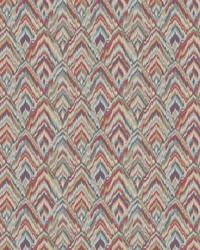 Chromatics Vol XXV Fabric Fabricut Fabrics Jenko Flame Bouquet