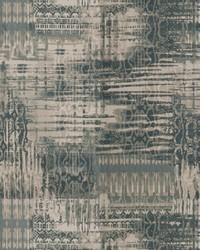 Blue Chromatics Vol XXV Fabric Fabricut Fabrics Abramson Turquoise