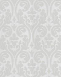 White Chromatics Vol XXV Fabric Fabricut Fabrics Elegy Damask White