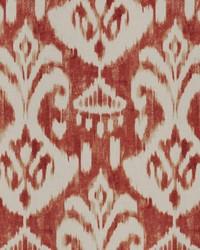 Chromatics Vol XXV Fabric Fabricut Fabrics Emphasis Paprika