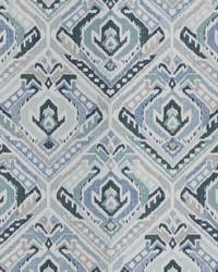Blue Chromatics Vol XXV Fabric Fabricut Fabrics Venting Blue