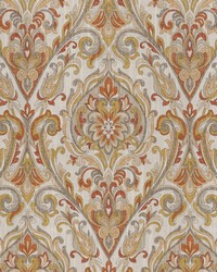 Allusion Damask Autumn by