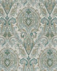 Grey Chromatics Vol XXV Fabric Fabricut Fabrics Allusion Damask Jadestone