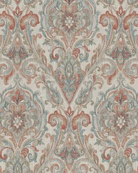 Chromatics Vol XXV Fabric Fabricut Fabrics Allusion Damask Cameo