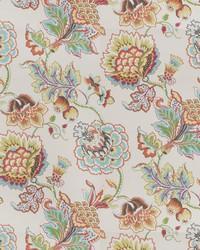 Chromatics Vol XXV Fabric Fabricut Fabrics Ibsen Floral Summer